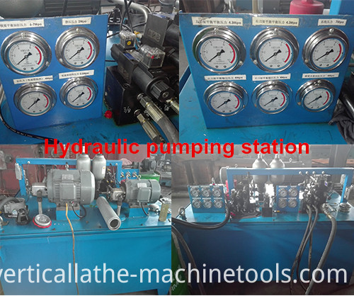 Brand new lathe machines